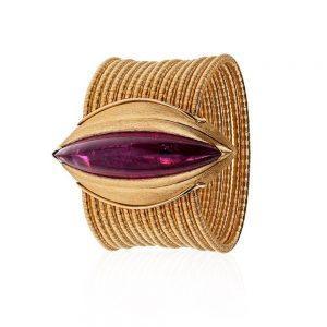 Marquise Tourmaline Bracelet