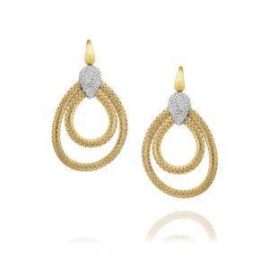 Sahara Gold Earrings