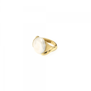 Baroque Souffle Pearl ring