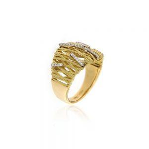 Ethiopia Hand Woven Ring
