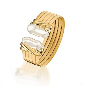 Satin Sea Bracelet