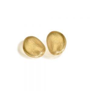 Satin Sea Earrings