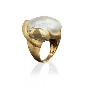 Satin Sea Ring