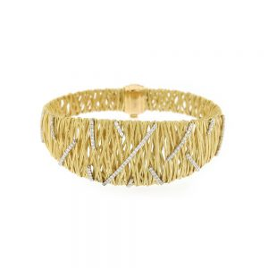 Ethiopia Hand Woven Bracelet